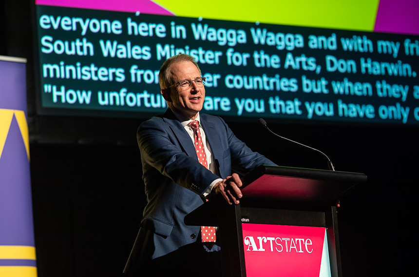 Byron Writers Festival to share in $668,000 of Renewal funding in NSW