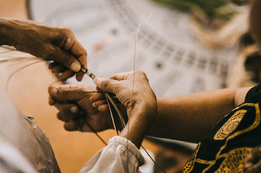 Weavers of the Bundjalung Nation