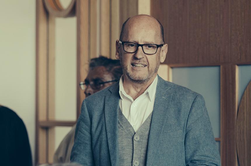 Arts Northern Rivers Farewell Executive Director Peter Wood