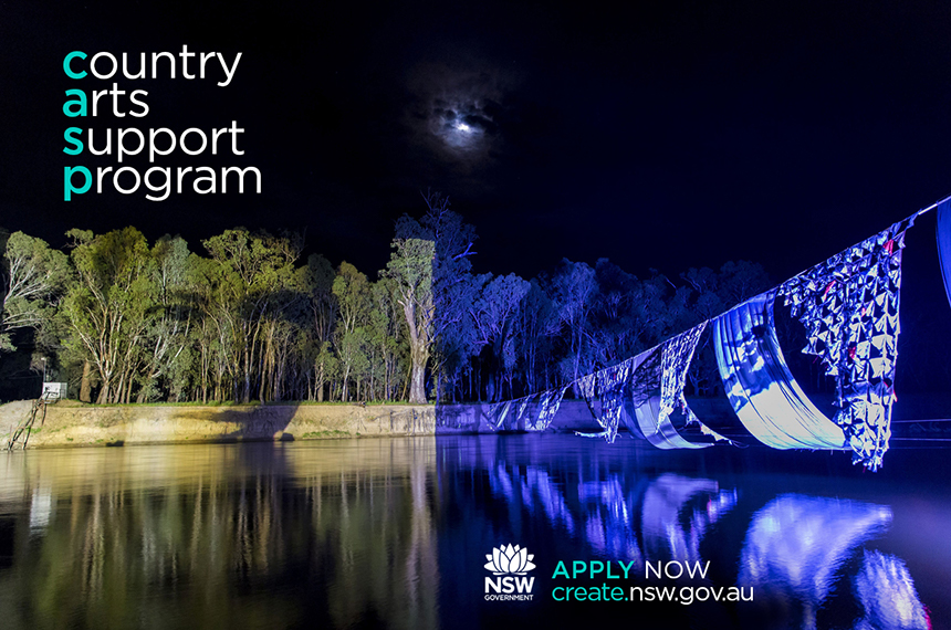 Applications Open for Country Arts Support Program