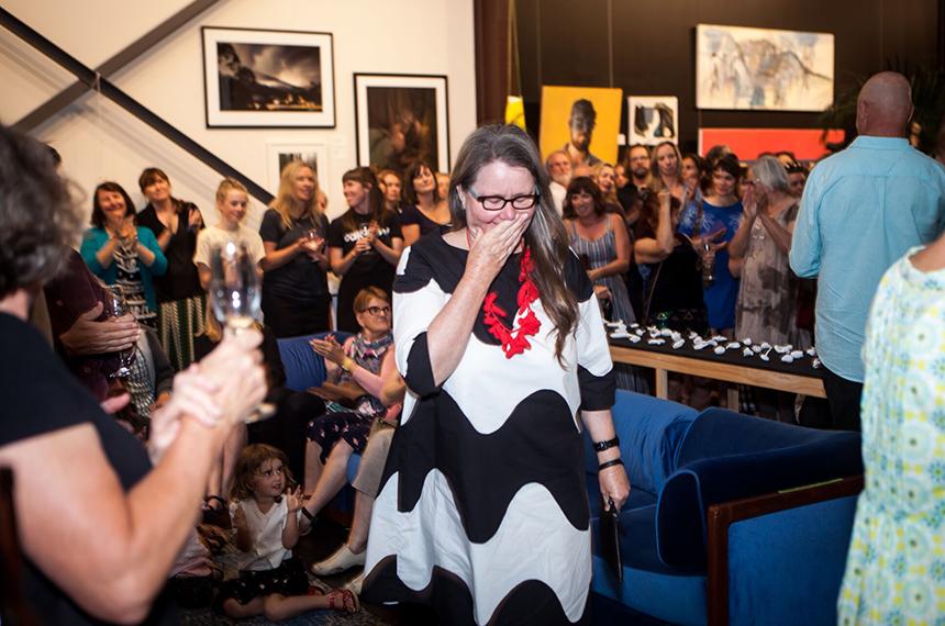 Local Artist Helle Jorgensen Wins BAM Art Prize