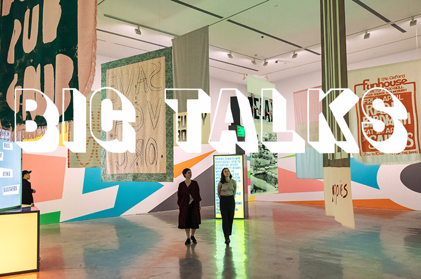 Big Talks: Big Talks by Big Names with Big Ideas