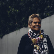 Aunty Dorrie Gordon | Photo Kate Holmes