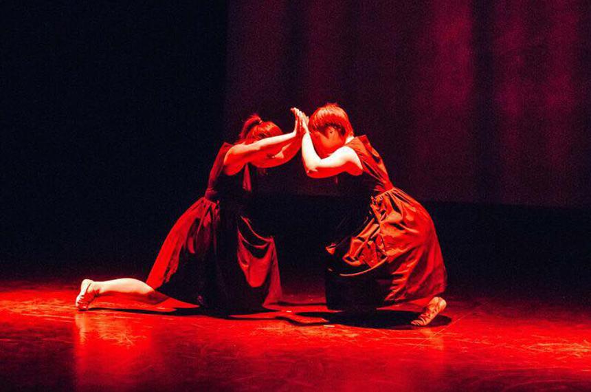 Ballina Dancer Awarded NSW Young Regional Artist Fellowship