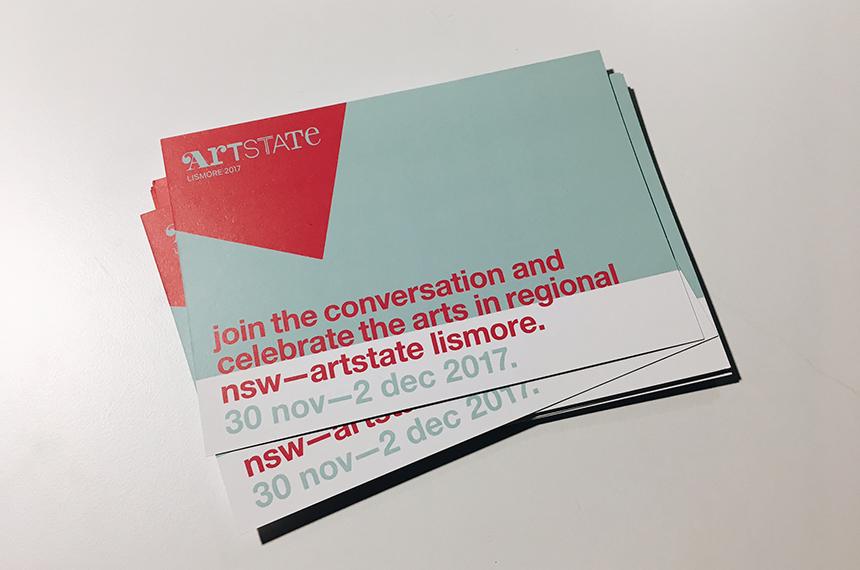 Artstate NSW | Lismore 2017