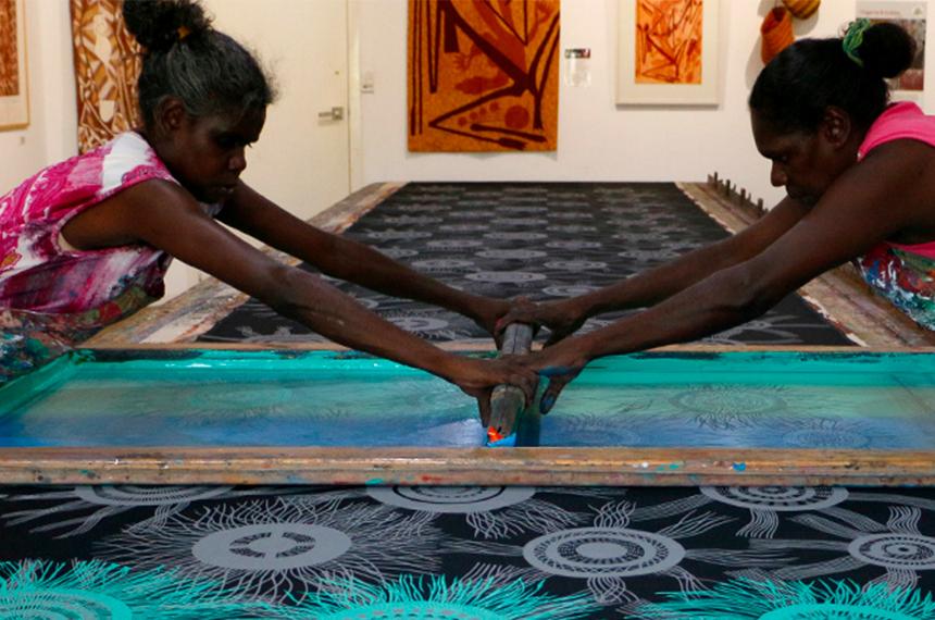 Wahng Ngulliboo | Karridjarrkdurrkmirri | Working Together
